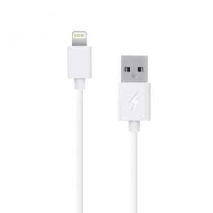 iPad oplader compact Lightning 2 meter wit