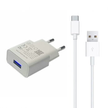 iPad oplader compact USB-C 3 meter wit