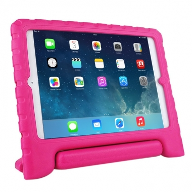 iPad Air/Air 2/2017/2018 kids cover roze