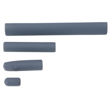 Vierdelige grip- en beschermset voor Apple pencil