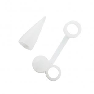 Dop- & adapterhouder en puntbeschermer voor Pencil 1