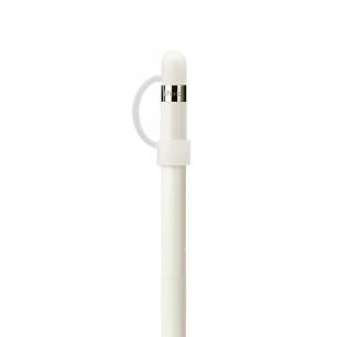 Siliconen dop met dophouder voor Apple Pencil 1