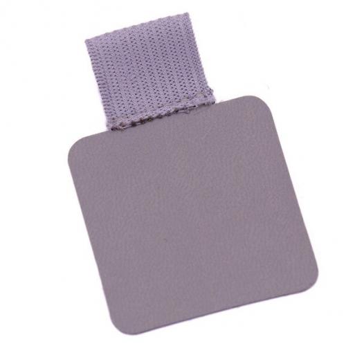 Elastische houder voor Apple Pencil grijs