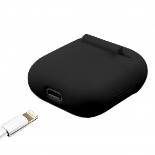 Accessoires set voor AirPods zwart