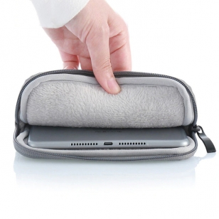 iPad Mini sleeve grijs