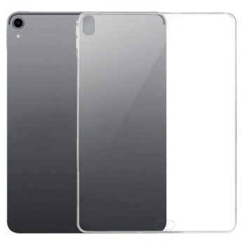 "iPad Pro 11"" siliconen backcover transparant"