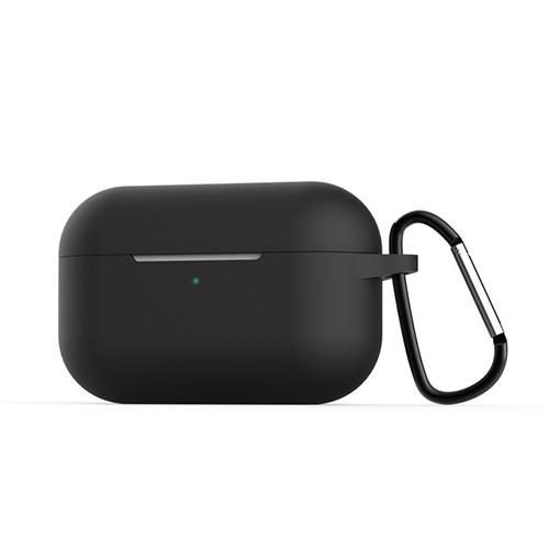 Siliconen beschermhoes voor AirPods Pro oplaadcase zwart