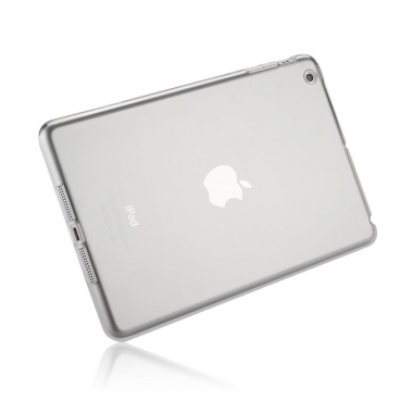 iPad Mini 1/2/3 siliconen backcover transparant