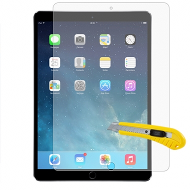 "iPad 2017 9.7"" screenprotector glas"